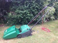 Qualcast concorde 32 lawnmower