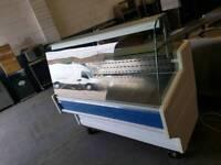 commercial over counter display fridge deli fridge cake fridge catering equipment