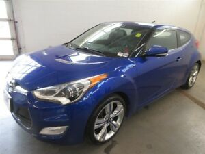 2014 Hyundai Veloster Tech! BACK-UP CAM! ALLOYS! HEATED SEATS!