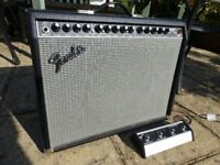 Fender Guitar Amp Stage 100 DSP Good Condition