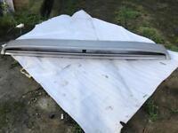 Bmw e30 M rear wind deflector
