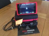 Atomos Ninja Assassin 4k Monitor / Recorder + Atomos Power Station (Video)