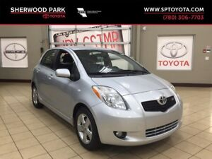 2007 Toyota Yaris RS Automatic Transmission! Clean History!