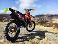 Ktm 525sx (road legal)