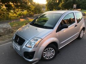 image for 2009 CITROEN C2 VTR 1.4 HDI **£30 TAX