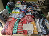 3-6 month baby boy clothes bundle