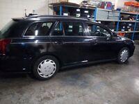 TOYOTA AVENSIS T2 D4D ESTATE DIESEL CAR BLACK