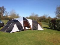 Tent, Camping Job Lot and Trailer