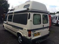 FORD TRANSIT 2.5 TURBO DIESEL DUETTO AUTOSLEEPER