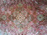 Huge vintage rug