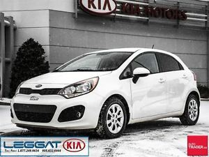 2013 Kia Rio LX+ - VERY Low KM, Heated Seats, Bluetooth, ECO, A