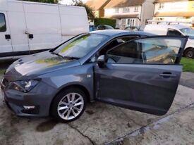 Seat Ibiza, 1.6 TDI FR, 13 Reg, ONLY 29k, Fresh MOT