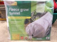 Gardman 3mtr cloche with fleece cover