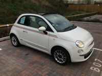 Fiat 500C! Great Little Car! Full Service History! Enjoy driving with roof down!