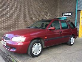 FORD ESCORT FLIGHT ESTATE **MINT CONDITION 1 OWNER FROM NEW**