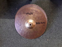 """Piaste 14"""" High Hat Cymbals, Drum Kit, Drums, Cymbals"""