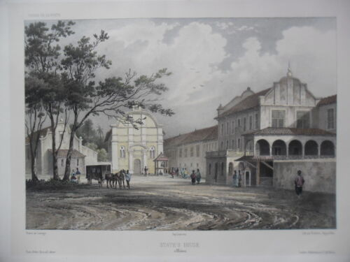 Malasia Malacca, LAUVERGNE Barthélémy, La Bonite