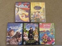 Various Children's Films or Programmes on DVD
