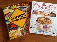 Bundle of children's cookery books