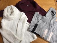 River island jumpers