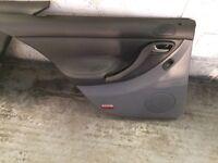 SEAT Toledo car interior