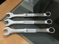 Brand new 13mm combination spanners