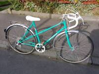 Peugeot Riviera Ladies Road Bicycle For Sale in Good Riding Order
