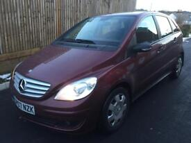Mercedes B180 2.0 diesel automatic hpi clear