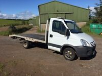 Iveco Daily pick up 3.5T Beavertail recovery 2008