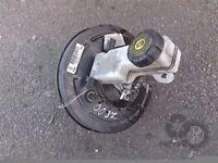 Renault Megane (2003-2009) Brake Servo Pump & Master Cylinder ref.oo37