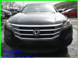 2010 Honda ACCORD CROSSTOUR EX-L 4WD GPS TOIT OUVRANT MAGS USB C