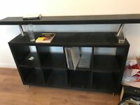Deck stand and vinyl storage, free of charge, collection only