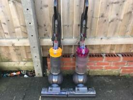 Dyson DC40 balls fully serviced with free delivery within Hull area, Part exchange welcome, £65 each