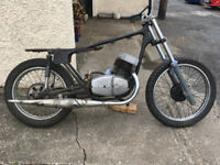 JAWA 350 PROJECT SPARES OR REPAIRS CZ TWO STROKE