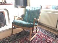 Original Parker Knoll rocking chair