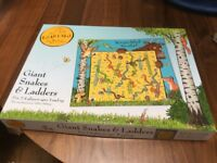 New gruffalo snakes and ladders