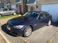 2007/57 BMW 320d SE Saloon in blue, FSH, 182k, MOT May 2019, 4 Keepers, New Turbo, Flywheel & Clutch