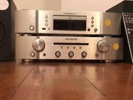 Marantz CD6003 and Integrated Amplifier PM6003