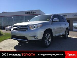 Certified 2011 Toyota Highlander Limited AWD - Please TEXT 403-3