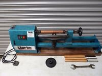 Clarke Woodworker CWL6 Wood Turning Lathe - 240v