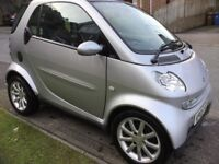 Smart Fortwo low miles