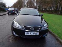 Lexus IS220d, Low mileage