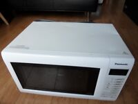 Panasonic NN-CT555W 1000W Combination Microwave Oven - White