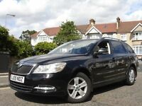 /// SKODA OCTAVIA DSG AUTOMATIC DIESEL 1.9 TDI PD SE /// NEWER SHAPE FACELIFT LIGHTS ESTATE 2009 /