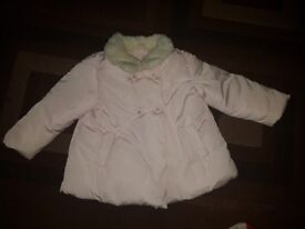 Girls 12-18 month NEXT coat