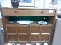 Small Parker Knoll display cabinet tcl 15015