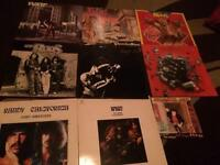 Mixed rock vinyls