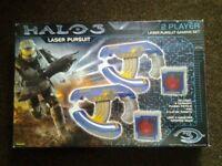 halo 3 laser persuit