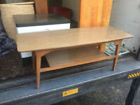 House clearance - coffee table / bedds / freezer /