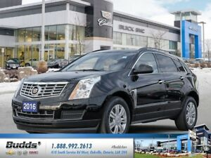 2016 Cadillac SRX Standard Financing as low as 0.9% for up to...